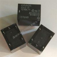 欧姆龙继电器G5LE-1A-DC12V G5LE-1A-12VDC