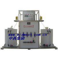 中西供化学法二氧化氯消毒发生器(200g/h) 型号:YS05-HB-1000库号:M191893