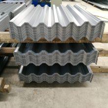 供应广州市番禺区YX35-125-750型镀锌压型钢板(彩钢板)
