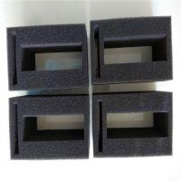 海绵异形加工 打磨海绵成型 EVA包装盒按要求定做