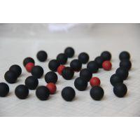 现货工业筛分作业用橡胶球直径35mm/45mm实心弹力橡胶球