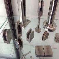 金聚进供应各种不锈钢 304/201玻璃夹 隔断夹 玻璃支撑夹