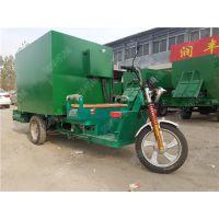 柴油5立方撒料车 5立方撒料车厂家 养殖厂喂料机