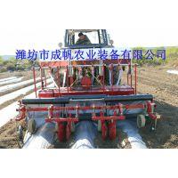 农业机械设备,耕整设备 开沟起垄铺膜机 成帆旋耕起垄机