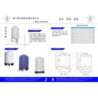 鄂州卓远塑业储罐行家专业生产10吨盐酸存储桶防腐水箱