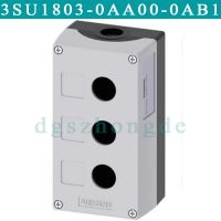3SU1803-0AA00-0AB1西门子3SU18030AA000AB1灰色3位空按钮盒