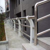 金聚进 优质304不锈钢工程立柱 玻璃楼梯栏杆 楼梯立柱护栏可定制AQE85