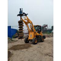 水泥杆挖坑机多少钱 电杆打孔机质量 鼎力工具厂家直销