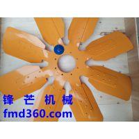 广州锋芒机械卡特E336D挖机C9风扇叶国产完美替代挖掘机配件