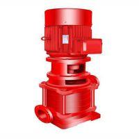 淮安市消防泵价格XBD10.8/10-80*9 稳压泵 喷淋泵 稳压设备 消火栓泵