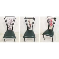 厂家直销DL0039金属牡丹椅