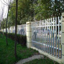 黑龙江大兴安岭呼玛锌钢围墙护栏栏杆