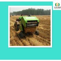 家用自动捡拾秸秆打捆机 益农供应1070型号麦秸打捆机价格