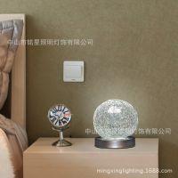 铝线台灯厂家批发现代创意铝线客厅卧室床头特色网状装饰台灯具厂