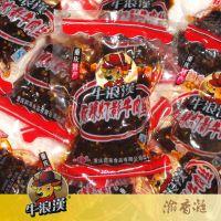 重庆特产 牛浪汉 五香麻辣灯影牛肉丝5斤装散装称重