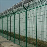 朋英厂家销售监狱防护网浸塑低碳钢丝监狱防护网订做