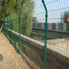 观光园防护网 家用铁丝围栏网 绿色围栏网