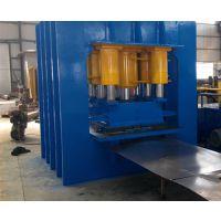 1500吨大型铁门板压花液压机TGM防盗门金属门板成型液压机械