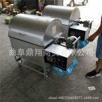 多功能立式燃气炒货机  鼎翔牌15型干果专用炒货机报价