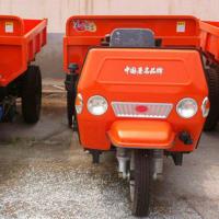 精心设计外形的三轮车 价格便宜的农用三轮车 山区施工载重三马子价格
