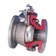 美国滨特尔KTM分体式固定球阀