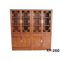 供应优质古典中式书柜 榆木古典家具批发