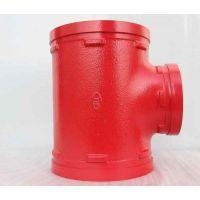 潍坊给水沟槽管件加工厂家|给水沟槽管件加工厂家