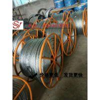 防扭钢丝绳 钢丝绳导引钢丝绳 免费编扣