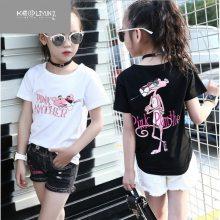 小孩童装便宜几元批发 韩版童装短袖棉 套装 半袖批发厂家货源