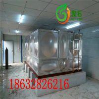模压玻璃钢水箱/玻璃钢消防水箱/屋顶生活水箱
