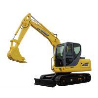 犀牛重工XN75-9小型履带挖掘机