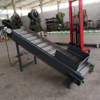 阜新链板输送机 厂家直销 链板输送机 不锈钢食品输送机