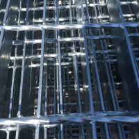 马道钢格栅板 热浸锌水泥厂网格板 钢格栅走道生产厂家【至尚】Q235