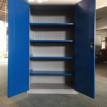 深圳 辉煌HH-228 工厂车间多功能物料整理存放柜 双门储物柜重型