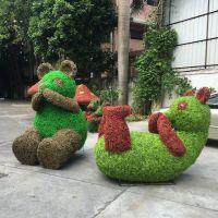 东莞仿真绿雕公司? 绿琴大厂定制 仿真大型动物绿雕 市政工程装饰摆件假雕塑 不锈钢可定制尺寸颜色