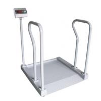 供应仕川品牌透析病人200kg轮椅电子秤