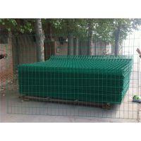 厂家供应双边丝护栏绿色护栏网