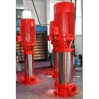 厂家直销XBD3.8/48.3-150L-400B立式消防稳压泵 室内消火栓泵 扬程