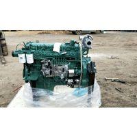 一汽锡柴6DL2-22GG3U柴油发动机 5吨装载机专用国三电喷柴油机