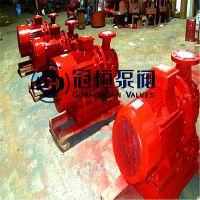 XBD11.5/35G-125-315A流量Q=35 扬程m=115功率75KW 柴油机水泵