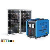 500W家用太阳能供电系统