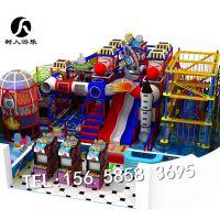 2018浙江工厂直销 太空系列淘气堡 室内儿童游乐园设备 拓展训练
