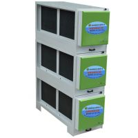 精端环保静电式油烟净化器餐饮净化器JD-180