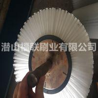 石膏线生产设备毛刷辊生产厂家 石膏线去砂眼毛刷辊
