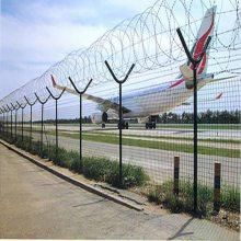 上海Y型立柱配套机场专用围栏网——一诺安全防护网工厂双11活动钜惠