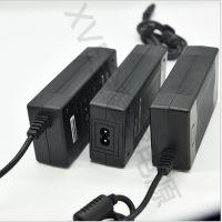 XVE 厂家批发63V1.1A小米九号平衡车充电器 深圳锂电池充电器厂家