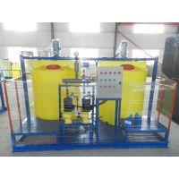山东供应百汇净源牌BHJY型循环水全自动加药装置