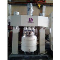 供应东莞强力分散机 粘合剂成套设备 邦德仕化工设备厂家