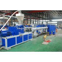 青岛合塑PVC排水管生产线