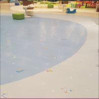 聚氯乙烯耐磨耐用型吸声降噪地板,海南宏利达专注地坪